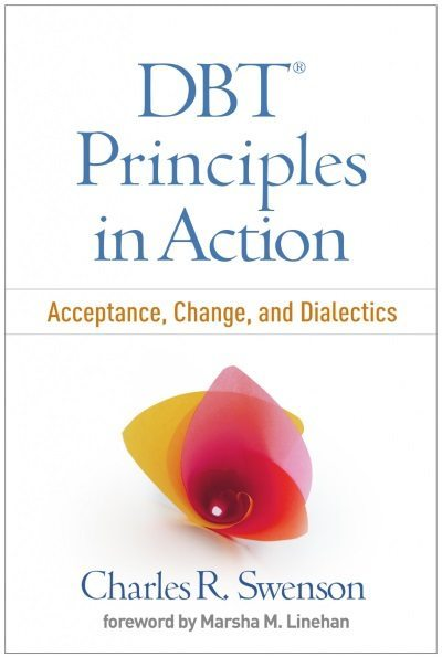 DBT Principles in Action by Charles R. Swenson (book cover)